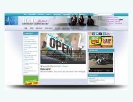 Health Matters Web Design
