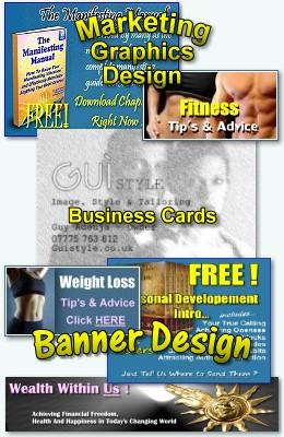 Marketing Graphics Design
